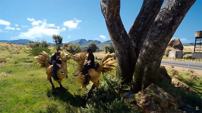 final fantasy XV game indonesia playstation 4