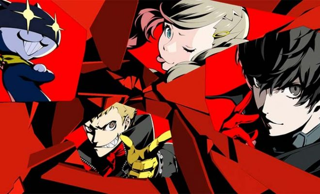 persona 5 gameplay youtube