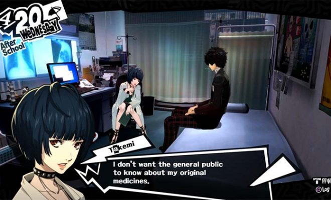 persona 5 dokter