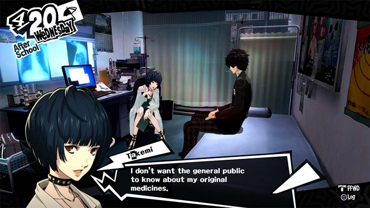 Photo of Persona 5 Game Episode 8
