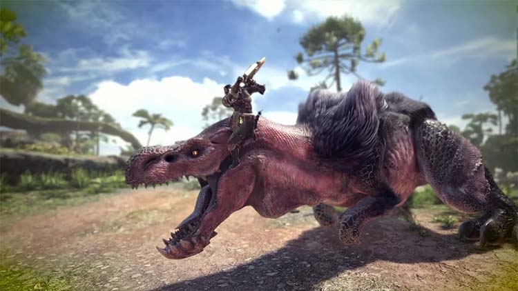 Photo of Gameplay Monster Hunter: World Memperlihatkan Map Ancient Forest