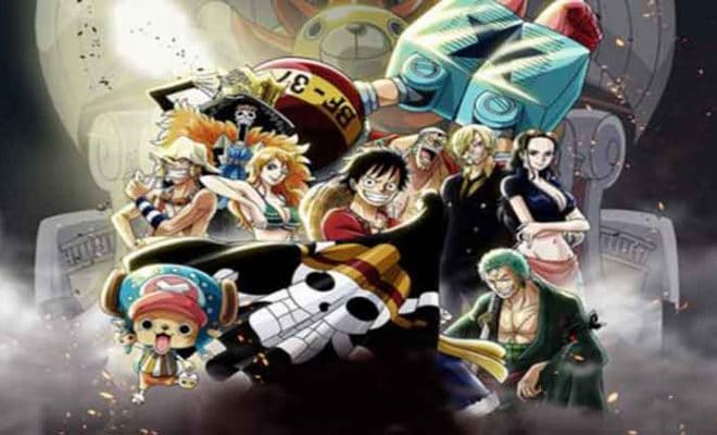 One Piece Grand Cruise VR Project