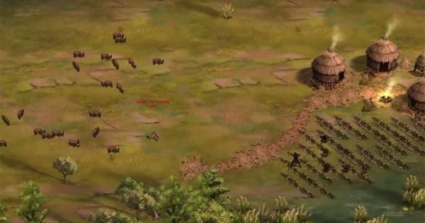 RTS Game 2018