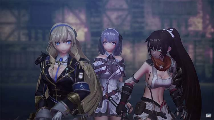 Photo of Night of Azure 2 Memperlihatkan 30 Menit Gameplay