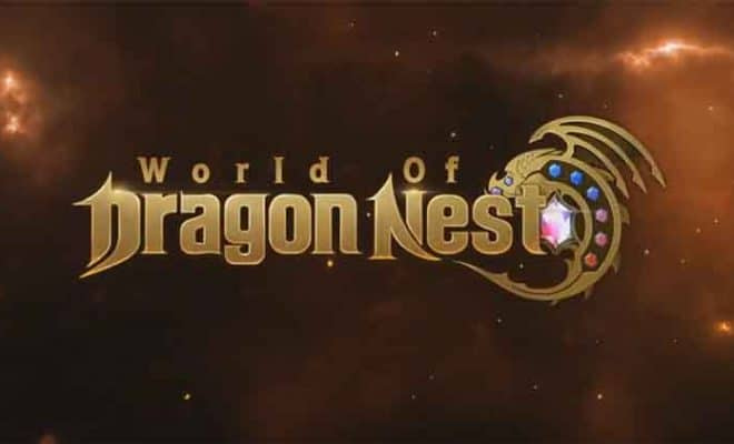 World of Dragon Nest Open World