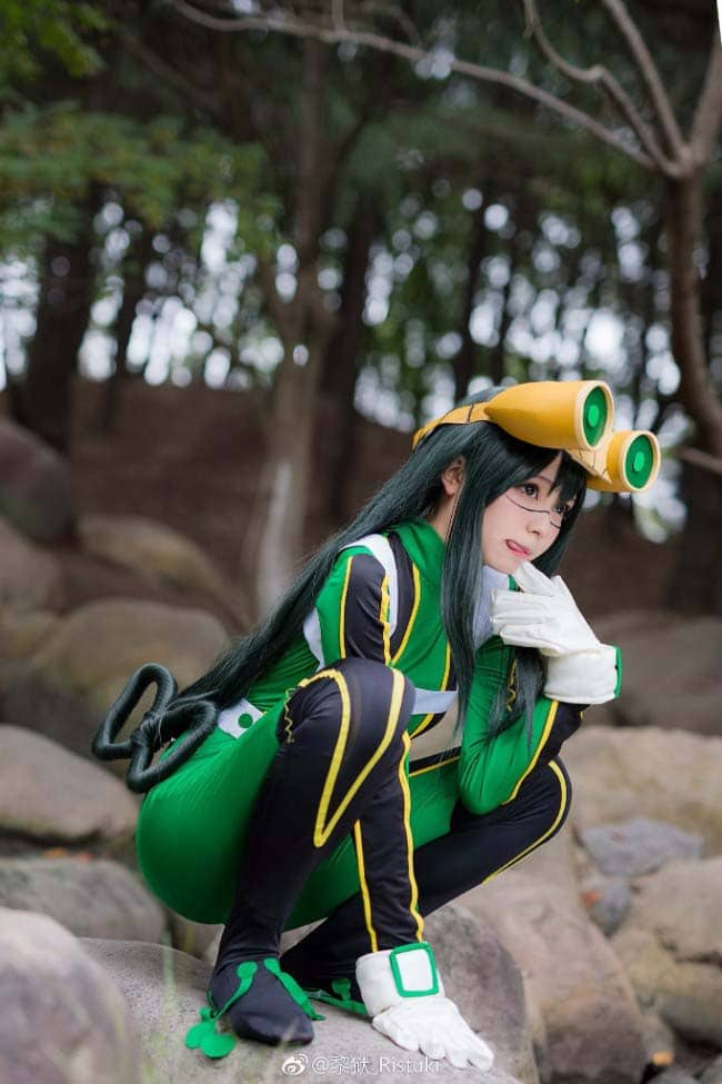 Boku no Hero Academia Cosplay 4