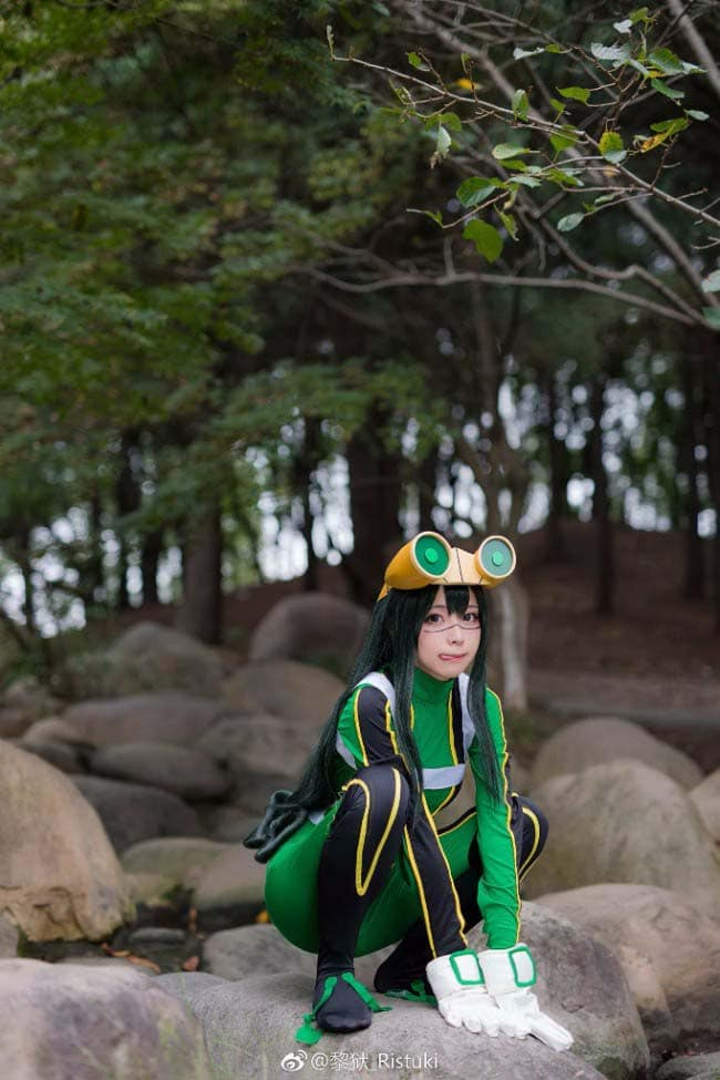 Boku no Hero Academia Cosplay 7