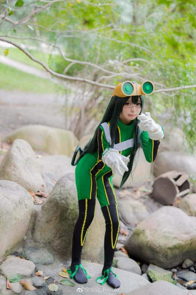Boku no Hero Academia Cosplay 9