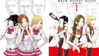 Photo of Anime Back Street Girls Bakalan Jadi Anime Paling WTF di 2018