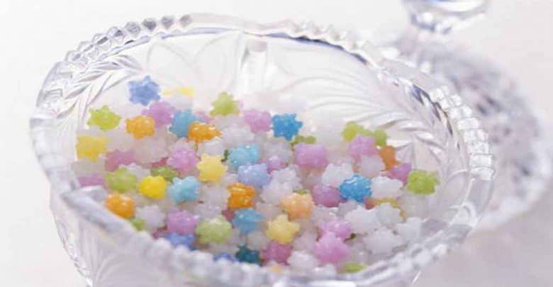 Photo of Japanese Culture : Konpeito