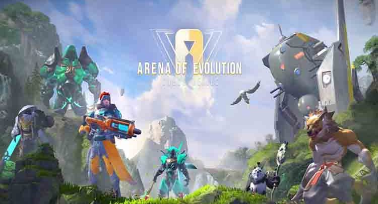 arena of evolution