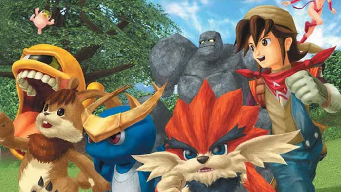 new monster rancher game