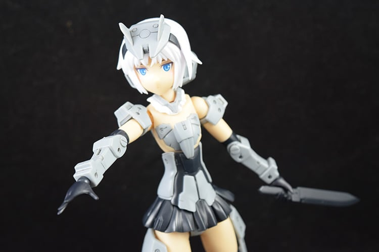 Photo of Action Figure Review: Frame Arms Girl Architect