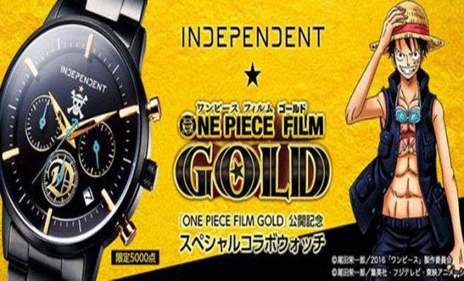Watch One Piece Gold Edition