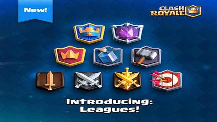 New Leagues & Draft Chest