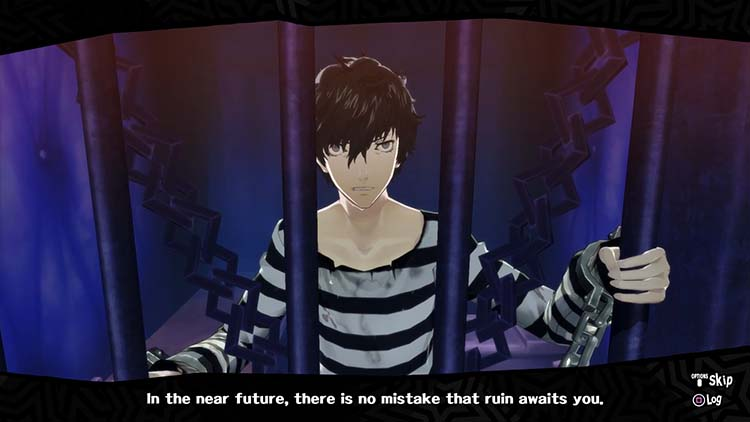 Photo of Persona 5 Game Episode 01