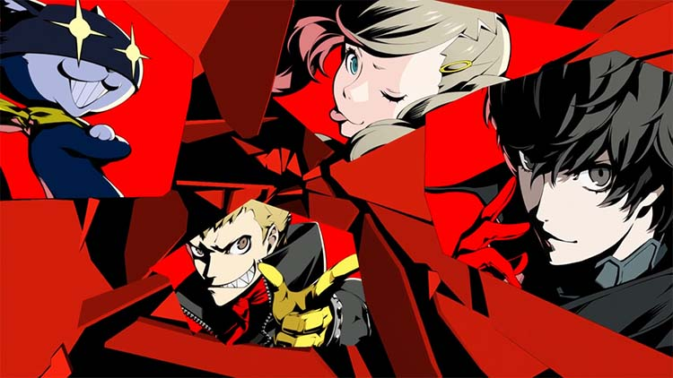 Photo of Persona 5 Game Episode 7