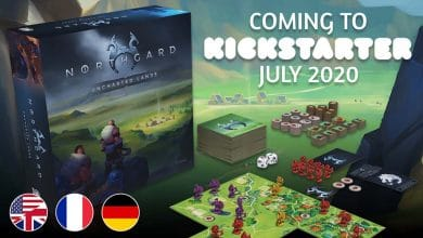 Photo of Diadaptasi Dari Game, Northgard Boardgame Meluncur ke Kickstarter